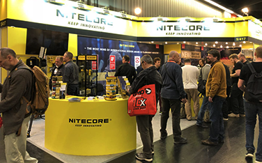 NITECORE Unveils New Products at IWA 2018